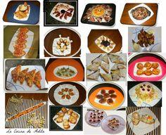 La Cocina de Adita: 25 tapas, para un buen buffet