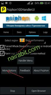 MTN Latest Free browsing Cheat Febuary 2019 Using Psiphon Handler