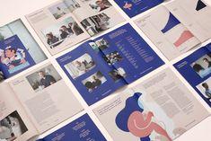 New Logo and Identity for Helseutvalget by Bielke&Yang