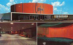 vintage everyday: Vintage Movie Theatres and Cinemas Around the World