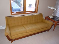 Ordinaire Mistakable Adrian Pearsall Design Influence, Tags Indicate The Manufacturer  Was Norwalk Furniture Of Norwalk,