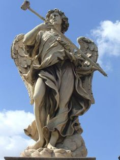 Saint Angelo, feast day May 5 Saint Angelo, Catholic Online, Saint Quotes, Angel Statues, Art Reference, Saints, Sculptures, Angels, Masters