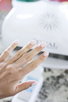 How to do Gel Nails at Home: A Step by Step Guide #DIYnails