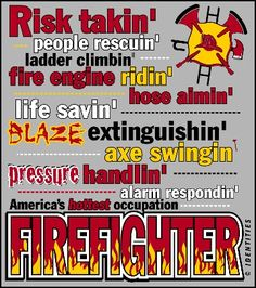 Firefighter Firefighter Images, Firefighter Emt, Firefighter Quotes, Volunteer Firefighter, Firefighters Girlfriend, Firefighter Bedroom, Fire Department, Fire Dept, Fire Fighters