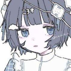 Cute Art Styles, Cartoon Art Styles, Kawaii Art, Kawaii Anime, Gothic Anime, Dibujos Cute, Image Manga, Cute Icons, Pretty Art