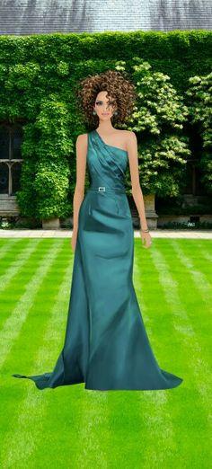 Green Goddess #fall2014 #daily500