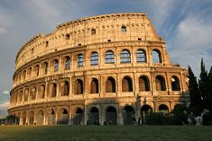The Colosseum....So neat that I left Rome, Ga, to go to Rome, Italy and got to see where the Gladiators fought. Absolutley amazing place