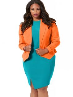 Monif C always makes me swoon.  These blazers are a must have in every color for me...looks like Ill be saving LoL