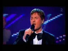 Peter Jöback - Thank You (With Secret Garden)