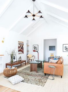 A cool LA home tour from Homepolish