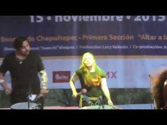Sofía con Z y Ballet Afroperuano en Chapultepec
