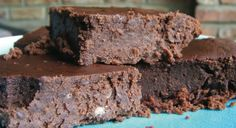 Black Bean Brownies {near the bottom of the post}