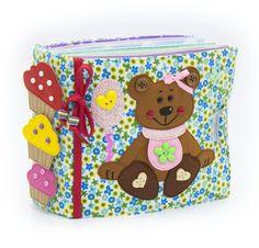 Kinder rustige boek drukke boek Eco vriendelijke door MiniMoms