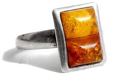 Ring Amber Silver by Tezsahcom https://www.etsy.com/listing/464828930/ring-amber-silver?ref=rss