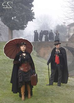 Steampunk North East Italy - Steampunk Nord Est