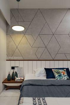 Bedroom Wall Designs, Bedroom Closet Design, Bedroom Furniture Design, Modern Bedroom Design, Bed Furniture, Home Decor Furniture, Home Design, Home Interior Design, Flat Design