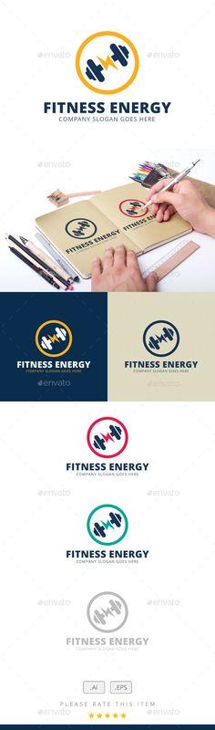 Fitness Energy Logo
