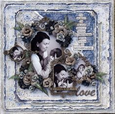 Extraordinary and soo beautiful, as always. <3 LO by Rachelle Sigurdson. Papers from MajaDesign's Vintage Autumn Basics. #layout #LO #lo #scrapbooking #scrapbook #scrapping #scrap #papercraft #papercrafting #papercrafts #majadesign #majadesignpaper #majapapers #inspiration #vintage