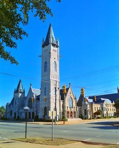 First Baptist Church - Selma - Alabama - USA (von StevenM_61)