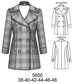 Details about Fashion Womens Pure Slim Suit Jacket Coat Casual One Button Tops Blazer Outwear - Her Crochet Iranian Women Fashion, Womens Fashion, Fashion Sketch Template, Slim Suit, Cashmere Coat, Coat Patterns, Jacket Pattern, Coats For Women, Mantel
