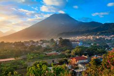 While traveling through Guatemala I spent 3 weeks taking Spanish classes and staying with a local family on Lake Atitlan. Here's a rundown of my experience. Study Spanish, Learning Spanish, Cool Countries, Countries Of The World, College Information, Spanish Courses, Lake Atitlan, Free Yoga, Online College