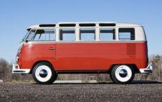 Stubs Auto - Volkswagen Combi (1950-1979)