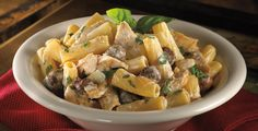 Actual Rigatoni D recipe from Maggianos! Mmm my favorite!