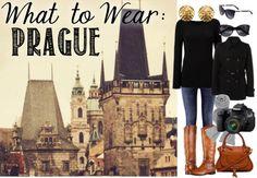 What to Wear in a Prague Winter Wonderland