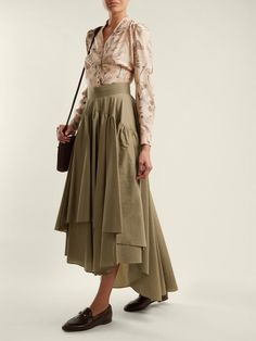 3477b8ffbe Brunello Cucinelli | Womenswear | Shop Online at MATCHESFASHION.COM US. Brunello  CucinelliMidi SkirtLayersWomen ...