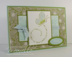 stampin up garden whimsy cards - Google Search