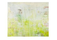 "Saatchi Art Artist Jessica Zoob; Painting, ""Falling Water"" #art"