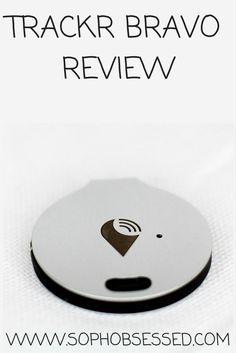 Do you constantly miss place things? Then the TrackR Bravo is the answer to your prayers!!!