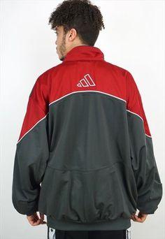 ba928e1c52e Buy & sell new, pre-owned & vintage fashion. Adidas JacketRain Jacket WindbreakerRaincoat