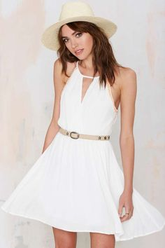 Maggie Mae Fit & Flare Dress