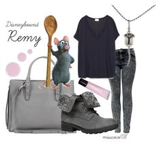 """Remy Disneybound"" by misscoco108 on Polyvore"