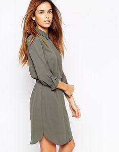 Warehouse | Warehouse Shirt Dress at ASOS