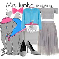 Disney Bound - Mrs. Jumbo