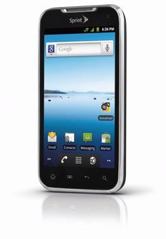 Sprint's first 4G LTE smartphone, the LG Viper, available for pre-order April 12th for $99