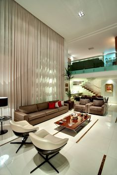 Atenas 038 House by Dayala + Rafael Arquitetura   living