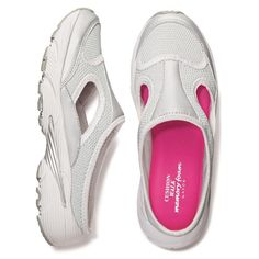 The ultimate everyday shoe, Memory Foam East Fitting Mule, that goes with all your casual and sporty looks. These ultra-plush Memory Foam shoes contour to your feet for personalized comfort! Shop all Avon footwear at www.deannasbeautyshop.com. #avon #shoes #memoryfoam