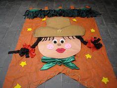 Artesanais & Cia: Decorando a festa junina!!! I Am Special, Op Art, Happy Birthday, Holiday Decor, Cake, Home Decor, 1, School Murals, Embroidery