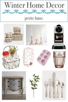 Winter Home Decor Ideas