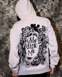 Vibe With Me Pullover Hoodie