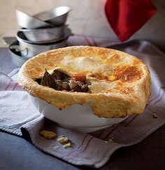 Caramelised oxtail pot pie | Woolworths Taste South African Dishes, South African Recipes, Oxtail Recipes, Shortcrust Pastry, Recipe 30, Winter Food, Cooking Recipes, Lamb Recipes, Asian Recipes