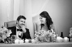 The newly-weds. (photography: janib.co.za) Black Tie Wedding, Wedding Ties, Newlyweds, Crown, Photography, Fashion, Moda, Corona, Photograph