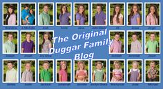 Duggar Family Blog: Watch Full Episodes Page