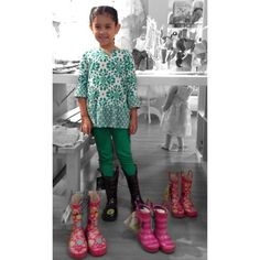 It's a Rain Boots kinda day!!! #colibribebe #rainboots #weloveclients #fashionkids #cute #fun #musthaves
