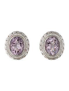 John Hardy Batu Mata Earrings