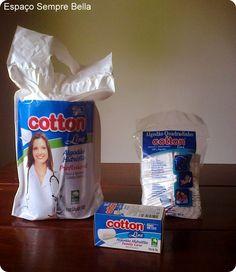 Espaço Sempre Bella: #Parceiros - Kit de Produtos Recebido - Cotton Lin... http://espacosemprebella.blogspot.com.br/2014/05/parceiros-kit-de-produtos-recebido.html