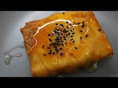 Σαγανάκι με παραδοσιακό κρασοτύρι από την Κω - τυρί της Πόσας | Greek Cooking by Katerina - YouTube Greek Cooking, Ethnic Recipes, Youtube, Food, Essen, Meals, Youtubers, Yemek, Youtube Movies